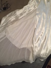 Wedding gown  Raleigh, 27601