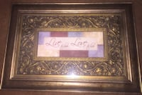 Framed Wall Decor ($8 for one $12 for two) Bryan, 77803