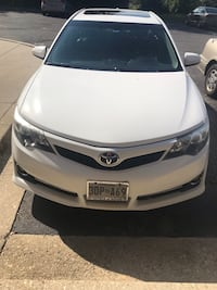 Toyota - Camry - 2014 Silver Spring