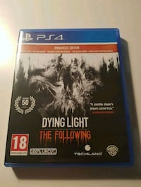Dying Light The following - PS4 - Playstation 4 Braunschweig, 38102