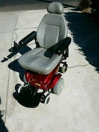 Jazzy pride mobility scooter electric wheel chair