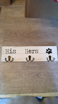 His, hers & dog hanger 471 km