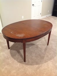 Oval Table Bowie, 20721