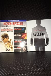 Mission Impossible: 6 Film Collection