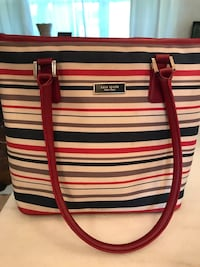 Kate Spade striped purse Saint Petersburg, 33710