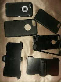 3 OtterBox cases iPhone  Guyton, 31312