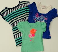 (193) Tops for girls all sizes available Etobicoke