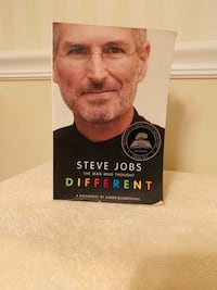 Steve Jobs:The Man Who Thought Different Autobiography