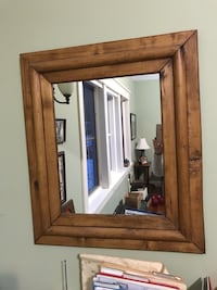 Antique pine mirror Champaign, 61820