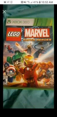 Lego game for xbox 360 Calgary, T1Y 5J2