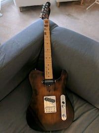 Custom Built Telecaster Cambridge, N1P 1A1