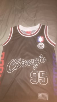 Black chicago 95 basketball jersey Livermore, 94551