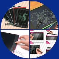 Lcd writing and drawing tablets for kids  Brampton, L6R 1Y1