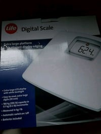 Digital scale Beaumont