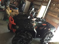 2016 sportsman 1000 highlighter atv