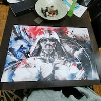 **1 OF A KIND** STAR WARS POSTERS ON BANNER Toronto, M3H 4P7