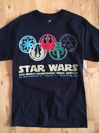 STAR WARS t-skjorte Medium