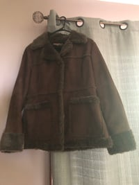 Brown faux jacket Westmont, 60559