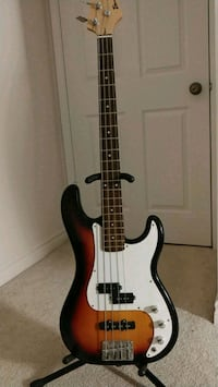 "Precision Bass ""Barracuda"" London, N6H 0A1"