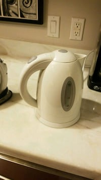 white and gray electric kettle Miami, 33132