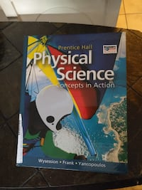 NEW Physical Science: Concepts in Action Earth And Space Toronto