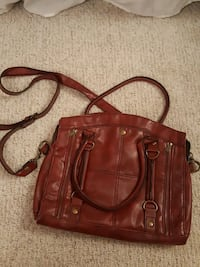 Urban outfitters red tote w strap Falls Church, 22043