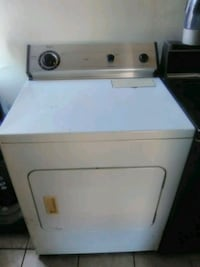 Whirlpool electric dryer. Works great.  Lodi, 95240