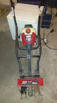 red and black pressure washer INDIANAPOLIS