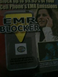 EMR Blocker Brain Protection Washington