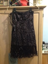 Barami Fringe Skirt New York, 11219