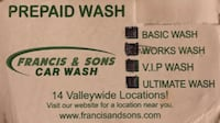 car wash Scottsdale, 85259