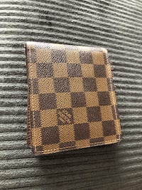 Louis Vuitton men's wallet Laval, H7A