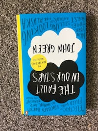 The Fault In Our Stars Paperback Cape Coral, 33909