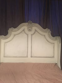 Queen size solid wood custom headboard Oakville, L6H 1M8