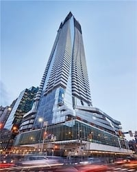 1+1Bed 2Bath One Bloor Condo for Lease! Toronto