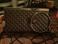 Black and grey clutch Chelsea, 02150