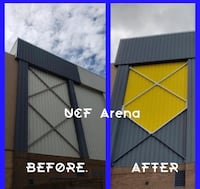 Exterior painting Lake Mary