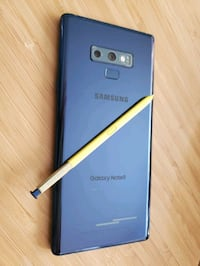 Samsung Galaxy Note 9 128g Verizon