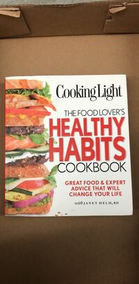 Healthy habits cookbook Toronto