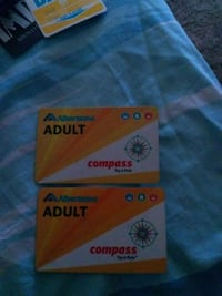 Albertsons adult Compass passes $40 a peace  Anaheim, 92802