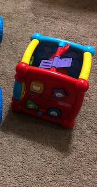 red and blue Little Tikes plastic toy Silver Spring, 20904