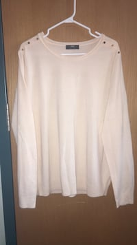 Rose pink sweater size 18 , new  St Catharines, L2T