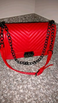 Cute red bag, New