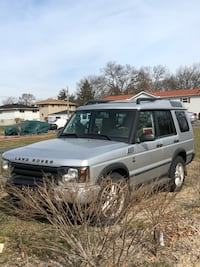 2004 Land Rover Discovery 2 Gary, 46404