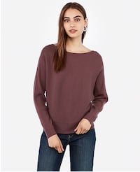 New dolman sweater- Small size