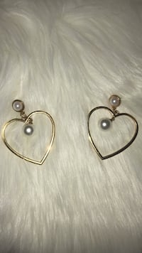 Heart earrings Annandale, 22003