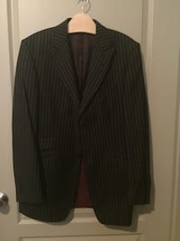 BANANA REPUBLIC MENS Pin Stripe Blazer Henderson, 89012