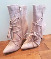 Booties size 10