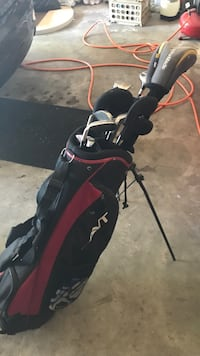 Golf clubs and bag Rogers, 72758