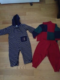 dc8795fb6d8a9 Used Boys New Alpinetek One piece Snowsuit size 8 for sale in ...